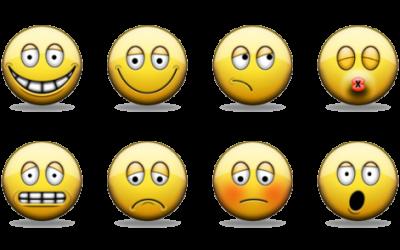 Tests pour un mémoire sur les capacités des personnes bègues à interpréter les expressions faciales d'autrui