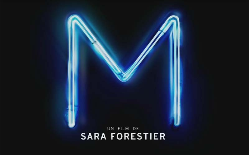 Sortie du film «M» de Sara Forestier