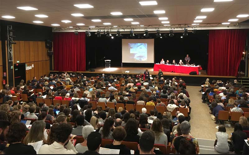 Enregistrement audio du colloque du 24 mars 2018